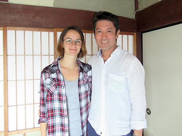 熊野古道に導かれた国際結婚とゲストハウス経営